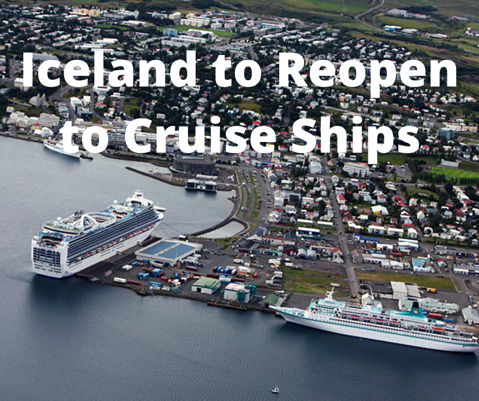 iceland to open to cruise ships