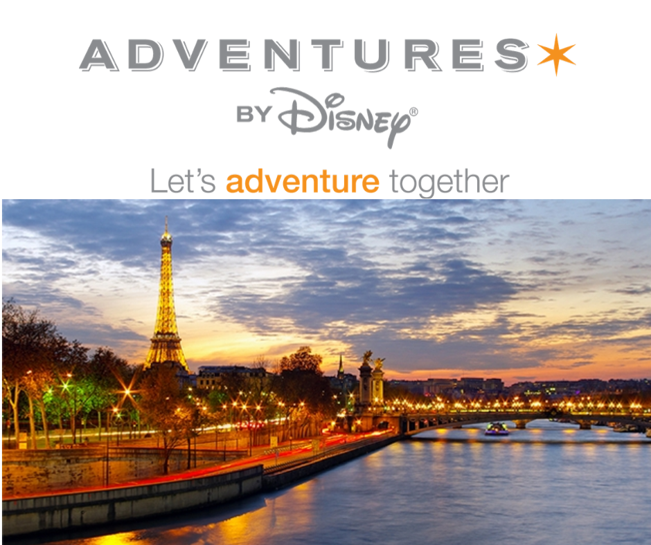 adventures by Disney lets adventure together