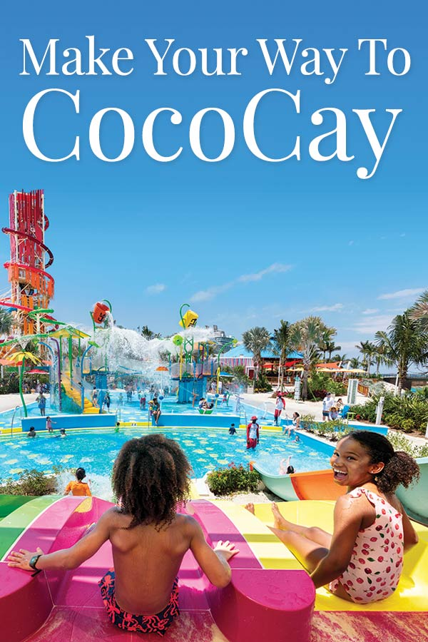 the perfect day at coco cay royal caribbean's private island water park