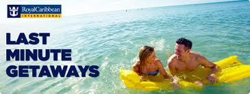 Royal Caribbean last minute going going gone deals