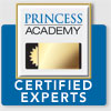 princess cruies training certificate