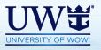 royal caribbean university of wow training certification